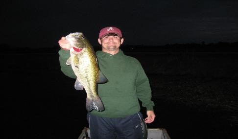 Night time bass fishing techniques for Night bass fishing